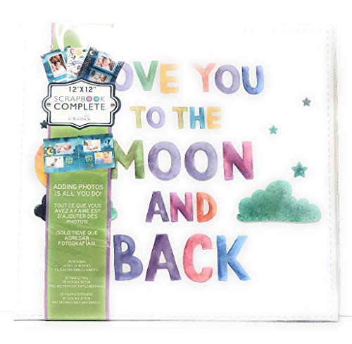 Love You to The Moon and Back 12
