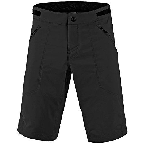 Troy Lee Designs Skyline Short - Boys' Solid Black, 24