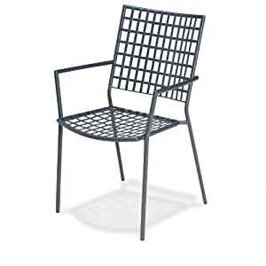 Veranda Garden Lounge Chair antique iron/metal
