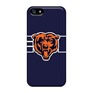 Tough Iphone HTGdP981zUmeN Case Cover/ Case For Iphone 5/5s(chicago Bears)