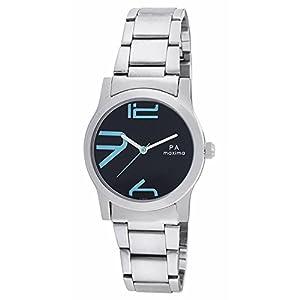 Maxima Analog Multi-Colour Dial Women's Watch – O-46666CMLI