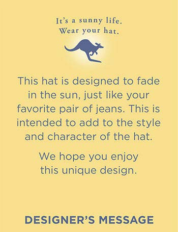 Wallaroo Hat Company Women's W Collection Malibu Fedora - Mushroom - Raffia by Wallaroo Hat Company (Image #6)