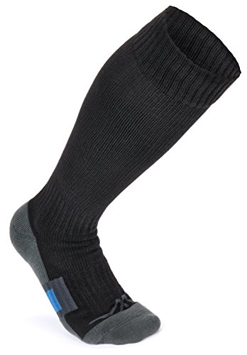 Wanderlust Air Travel Compression Socks, L-XL: Men 8.5-12 / Women 9.5-12
