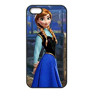 QQQO Glam Disney Frozen Anna Design Best Seller High Quality Phone Case For Iphone 5S