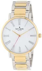 "kate spade new york Women's 1YRU0221 ""Gramercy"" Stainless Steel Watch"