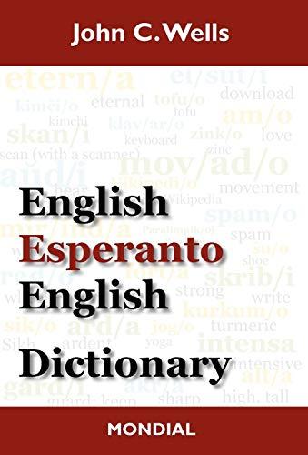Photo 2010 Match - English-Esperanto-English Dictionary (2010 Edition)