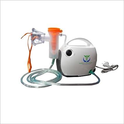 Nareena Nebulizer Machine Eco Amazon In Health Personal Care