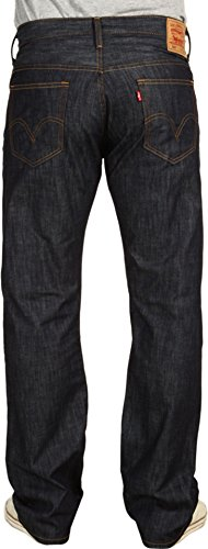 Levi's Men's 569 Loose Straight Fit Ice Cap Jeans 42x34 (5 Pocket 569 Jean)