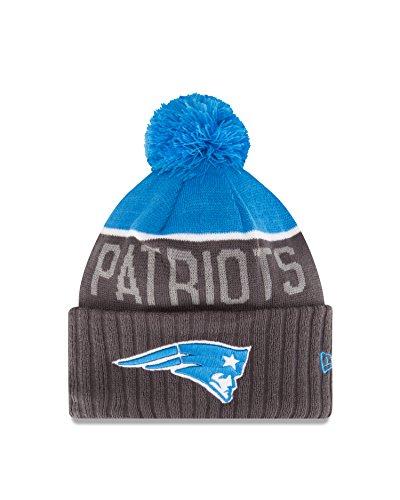 NFL New England Patriots 2015 Snapshot Sport Knit, - New Era 2014 Patriots Knit Hat