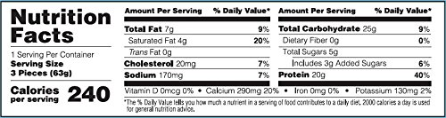 Optimum Nutrition Protein Cake Bites Whipped Bar Flavor Birthday 12
