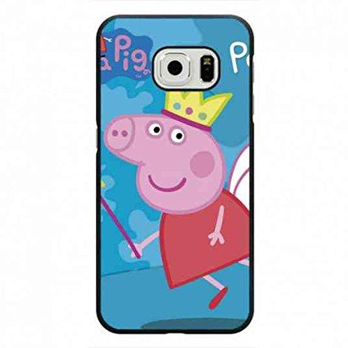 Niedlich Peppa Pig funda, PEPPA PIG Samsung Galaxy pq-s6edge ...