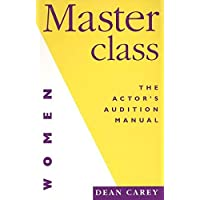 Masterclass (for Women): The Actor's Manual for Women