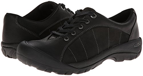 Pictures of KEEN Women's Presidio OxfordBlack/Magnet8 M US 1011400 4