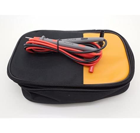 Fluke C25 Dmm Carrying Case With Hand Strap Soft Other Products Amazon Com Industrial Scientific