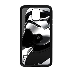 Happy Silver Robot Hot Seller Stylish Hard Case For Samsung Galaxy S5