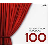 Best Songs from Musicals 100 / Various