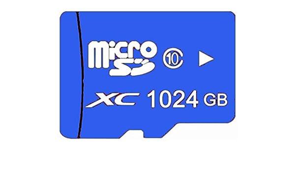 Tarjeta de Memoria Micro SD 1024 GB / 1024 Go (1 to: Amazon ...
