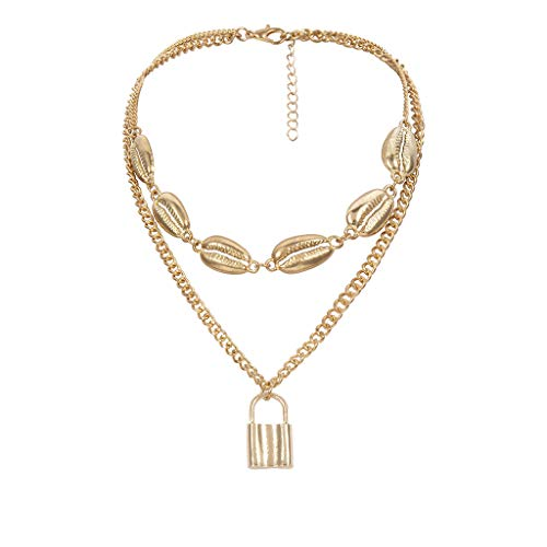 (New Fashion 2019 Alloy Womens Necklaces Chains Pendants Choker Jewelry Wholesale)