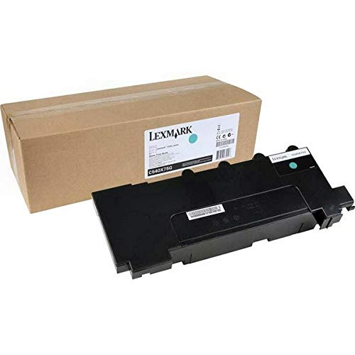Lexmark, C540X75G Waste Toner Bottle, 36000 Page-Yield, Sold As 1 Each
