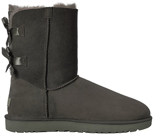 Cortas Botas Bailey Mujer II gris 1016225 UGG Bow pRB11a
