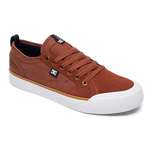 DC Shoes Men's Evan Smith S Skate Shoes Tobacco 9
