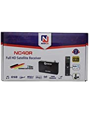 NADCO FTA Full HD Mini Satellite Receiver - NC40R