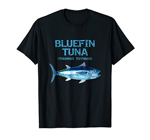 Bluefin Tuna (Bluefin Tuna Shirt | Deep Sea Fishing Shirt)