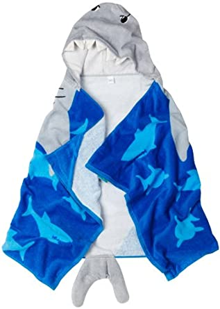 Shark Children's Hooded Bath Towel