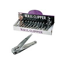 Bulk Buys Beauty Saloon Spa Nail Clipper Display - Case Of 24