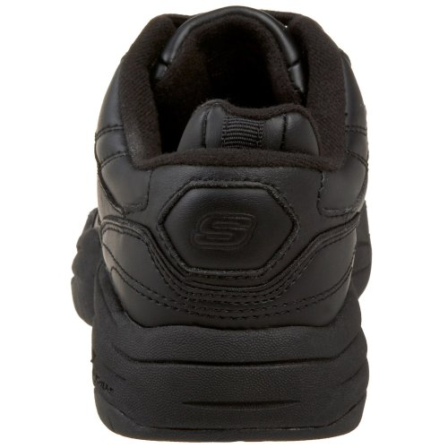 ... Skechers For Arbeid Kvinners 76340 Maraton Blonder-up Sneaker Svart ...