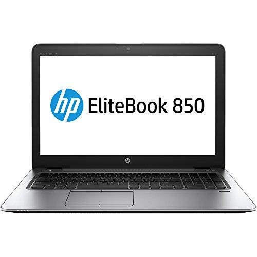 HP EliteBook 850 G3 Y6E06USABA 15.6-Inch Traditional Laptop