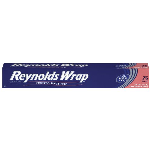 - Reynolds 75 Sq Ft Aluminum Foil