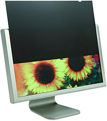 Kantek SVL22W schermo anti-riflesso Filtro per la privacy senza bordi per display 55,9 cm (22\