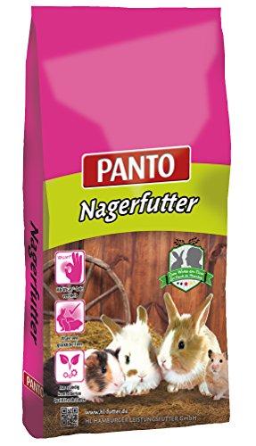 Panto Meerschweinchenfutter mit Vitamin C Pelettiert, 1er Pack (1 x 25 kg)