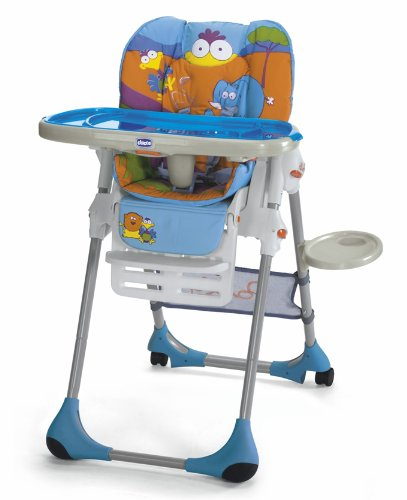Chicco 05064837660000 Hochstuhl Polly 2 In 1 Safari Amazonde Baby