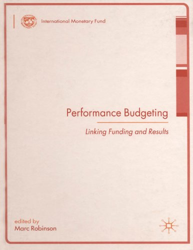 Download Performance Budgeting: Linking Funding and Results (Procyclicality of Financial Systems in Asia) Pdf