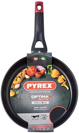 PYREX 4937814 Bratpfanne 28 cm A Alum Forj OPTIMA PX