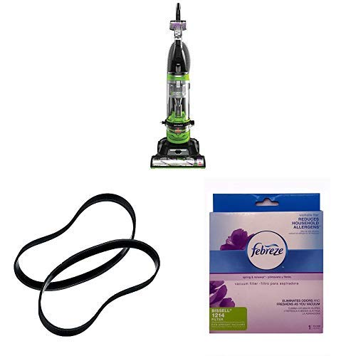 BISSELL Green Cleanview Rewind Extra Accessory Bundle