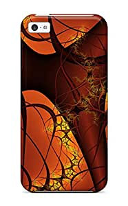 High Quality Fractal Case For Iphone 5c / Perfect Case