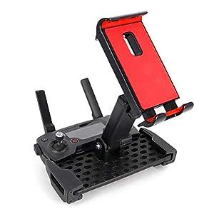 Beyondsky Upgrate DJI Mavic Pro/Mavir Air iPad Mount Tablet Holder Rotating Flexible Bracket for DJI Mavic 2 Zoom/ 2 Pro/ Pro/ Platinum/ DJI Spark Remote Controller