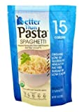 Better Than Pasta. Certified Organic. Vegan, Gluten-Free, Non-GMO, Konjac, Shirataki Spaghetti Noodles 14 Ounces (6 pack)