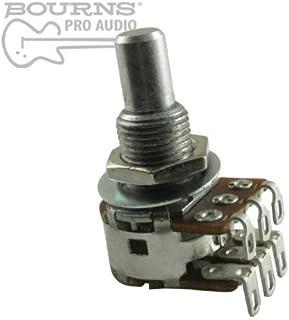 amazon com bourns mini guitar potentiometer 250k audio solid rh amazon com