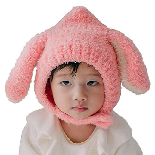 Baby Girls Boys Toddler Lovely Puppy Hooded Hat Earflap Skull Caps Winter Warm Soft Beanies Head Ear Warmer, Great Christmas