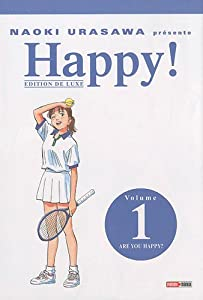 vignette de 'Happy ! n° 1<br /> Are you happy ? (Naoki Urasawa)'