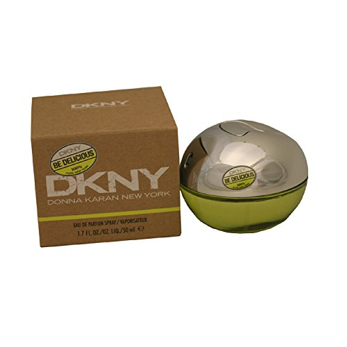 Dkny Be Delicious Perfume by Donna Karan for Women. Eau De Parfum Spray 1.7 Oz / 50 Ml. (Best Dkny Be Delicious Perfume)