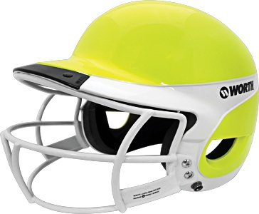 Worth WLBHA-OY-SBWG2-W Liberty Away Fast - Worth Liberty Batting Helmet Shopping Results