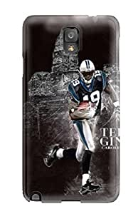 New Arrival Case Cover With SbqxKfn1762dRjbY Design Galaxy Note 3- Carolina Panthers
