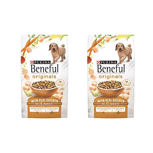 Purina Beneful Originals Adult Dry Dog Food (Chicken, 2 Pack (Each...