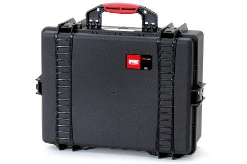 HPRC 2600E Hardcase (TX01 Material, 34 Liter Volumen, ohne Inhalt) schwarz schwarz