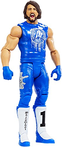 WWE Tough Talkers Total Tag Team AJ Styles Action Figure